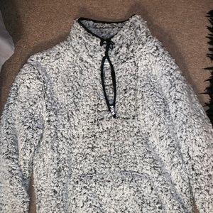 Victoria Secret Sherpa pullover